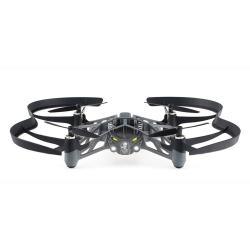 Parrot - Airborne Night Swat 4rotori 480 x 640Pixel Nero, Grigio drone fotocamera