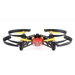 Parrot - Airborne Night Blaze 4rotori 640 x 480Pixel Nero, Rosso, Giallo drone fotocamera