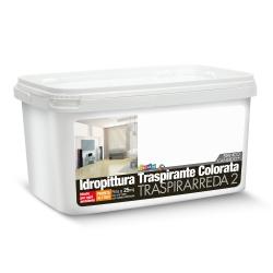 ADICOLOR - Pittura traspirante 2,5LT Bianco candido