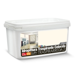 ADICOLOR - Pittura traspirante 2,5LT Bianco avorio
