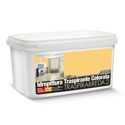 ADICOLOR - Pittura traspirante 2,5LT Arancione melone