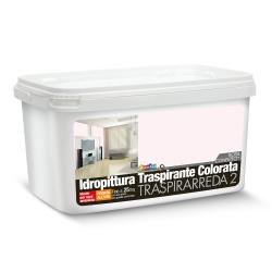 ADICOLOR - Pittura traspirante 2.5 lt Rosa confetto