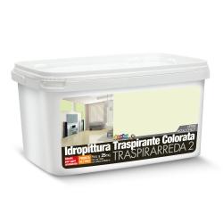 ADICOLOR - Pittura traspirante 2.5 lt Verde Pistacchio