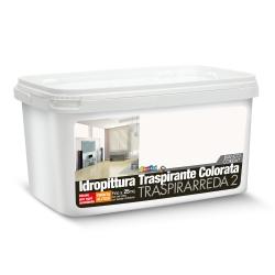 ADICOLOR - Pittura traspirante 2.5 lt Bianco Corda