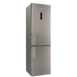 Hotpoint Ariston - XH9 T2Z XOZH Libera installazione 369L A++ Acciaio inossidabile frigorifero con congelatore