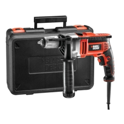 Black&Decker - Trapano a percussione reversibile 750W
