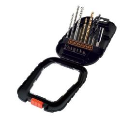 Black&Decker - A7186-XJ Set di punte per trapano 16pezzo(i) punta per trapano