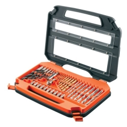 Black&Decker - ORANGE SET BASE