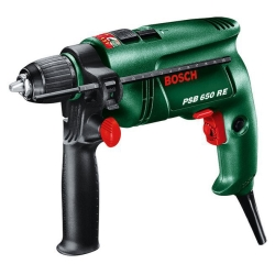 Bosch - TRAPANO BATTENTE PSB 650RE+SET