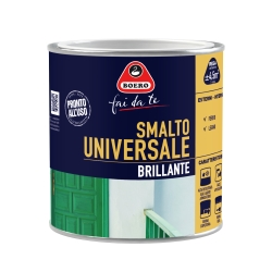 Boero - SMALTO UNIVERSALE VERDE PROFONDO 0,5