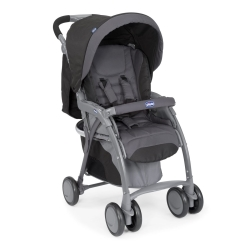 Chicco - PASSEGGINO SIMPLICITY PLUS TOP ANTRACITE