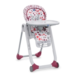 Chicco - SEGGIOLONE POLLY PROGRESS CHERRY
