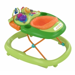 Chicco - WALKY TALKY BABY WALKER GREEN