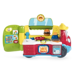 Chicco - FOOD TRUCK 2IN1