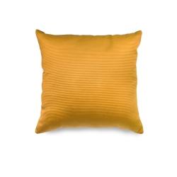 Caleffi - Cuscino CANETÈ, 48 x 48 cm - Gold