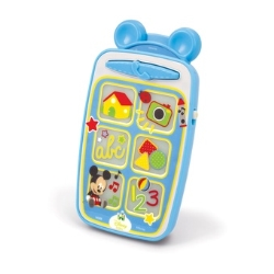 Clementoni - SMARTPHONE D.BABY MICKEY