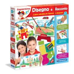 Clementoni - DISEGNO E RACCONTO
