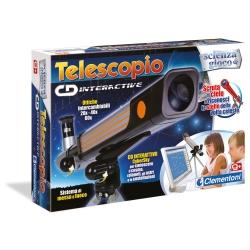 Clementoni - IL TELESCOPIO CD.INTERACTIVE