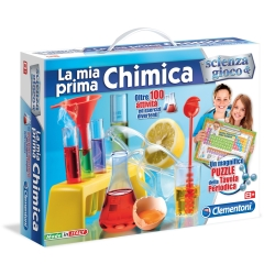 Clementoni - 12800 giocattolo e kit di scienza per bambini