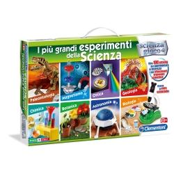 Clementoni - I PIU' GR.ESPERIMENTI SCIENZA