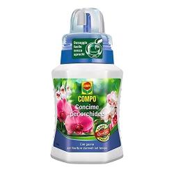 Compo - Concime per Orchidee 12 Flaconi 250ml