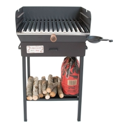 CRUCCOLINI - BARBECUE FAMILY INOX CM.50X40