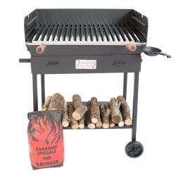 CRUCCOLINI - BA22 barbecue