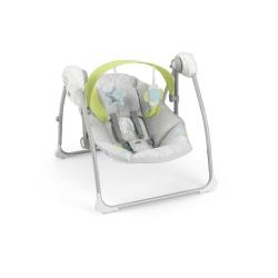 Cam - Sonnolento Verde, Grigio sedia a dondolo per bambino