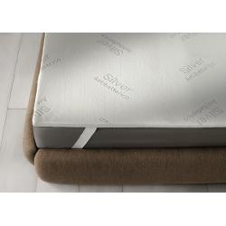 DEMAFLEX - Topper Silver Memory 165x195cm