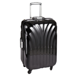 CASA COLLECTION - CASA COLLECTION TROLLEY ABS SUPER LEGGERO BLACK  CM. 75