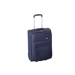 G - CASA COLLECTION TROLLEY IN POLIESTERE 49 CM  BLU SCURO