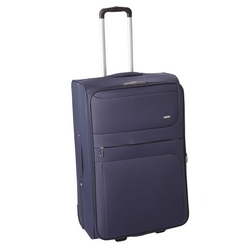 CASA COLLECTION - CASA COLLECTION TROLLEY IN POLIESTERE 69 CM  BLU SCURO