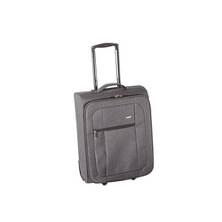 G - CASA COLLECTION TROLLEY IN POLIESTERE 49 CM GRIGIO