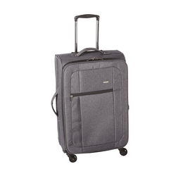 G - CASA COLLECTION TROLLEY IN POLIESTERE 59 CM GRIGIO