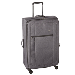 G - CASA COLLECTION TROLLEY IN POLIESTERE 69 CM GRIGIO