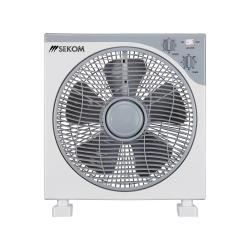 G - SB30 Ventilatore domestico con pale 40W Grigio