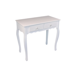 CASA COLLECTION - CONSOLLE 2  CASSETTI WHITE ROSE