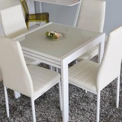 CASA COLLECTION - Set Tavolo+4 sedie Apple