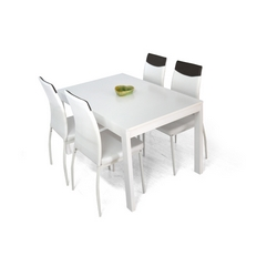 CASA COLLECTION - SET IGOO Tavolo+ 4 sedie