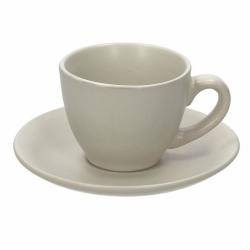 Tognana - CONFEZIONE  6TAZZE  CAFFE  CON PIATTINO  RUSTICAL BEIGE