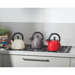 CASA COLLECTION - BOLLITORE OYSTER ROSSO