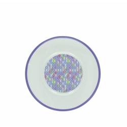 Andrea Fontebasso - Piatto frutta 4203 violet beans