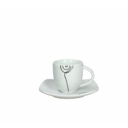 Andrea Fontebasso - *TAZZA CAFFE'C/P   4338 KIOTO CUBE  FONT