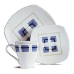 Andrea Fontebasso - Tazza Caffe' Con Piatto Decorato 5801 City Eb bicchiere e tazza