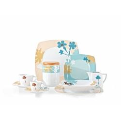 Andrea Fontebasso - Tazza The' Con Piatto Decorato 4976 Diva Vogue bicchiere e tazza