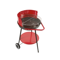 GARDEN COLLECTION - BBQ ROUND C/PIEDINI