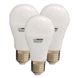 G - SET 3 LAMPADINE LED 9 W
