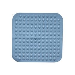 G - TAPPETINO ANTISCIVOLO DOCCIA CAP BLU PVC