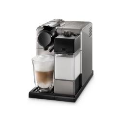 DeLonghi - Lattissima Touch Libera installazione Macchina per caffè con capsule 0.9L Argento