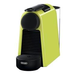 DeLonghi - Essenza Mini EN 85.L Libera installazione Automatica Macchina per caffè con capsule 0.6L Nero, Lime macchina per caffè